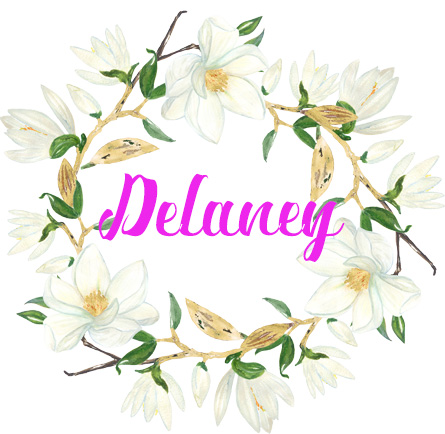 40 Beautiful Baby Girl Names| Bloomers and Bows |www.bloomersandbows.com