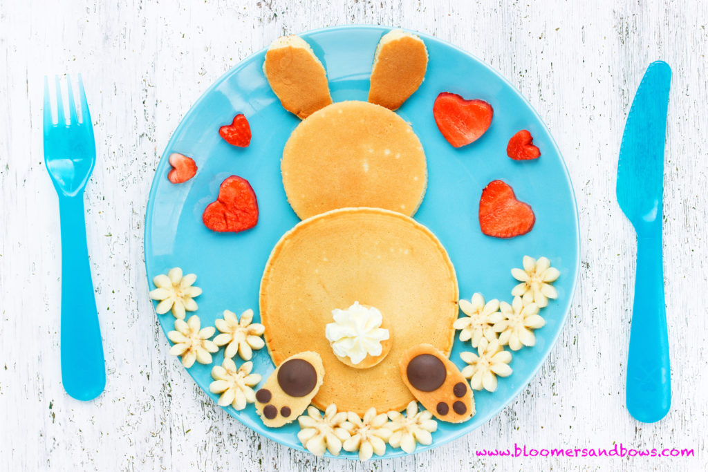 Adorable Easter Toddler Meals | Bloomers and Bows | www.bloomersandbows.com