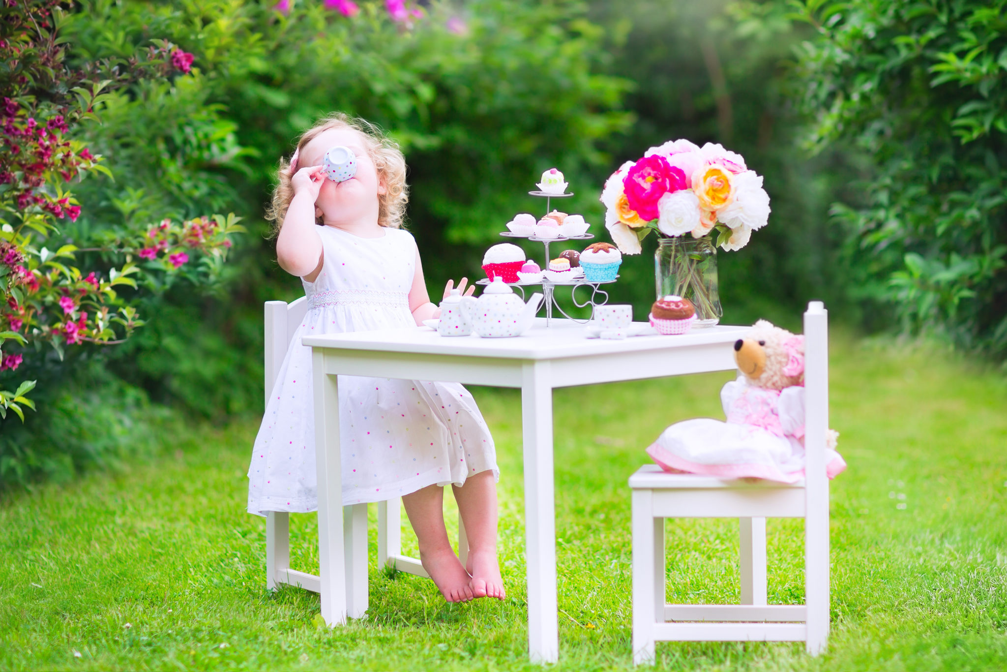 Best Tea Time Toys, Tables & Books