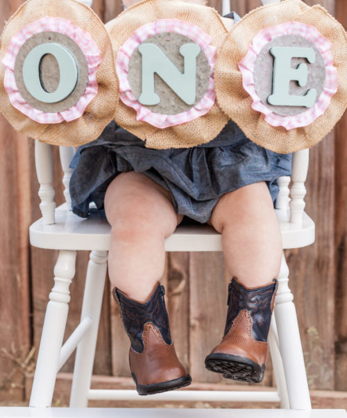 Adorable Themes for a First Birthday Party