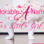 Girl Names that Start with A