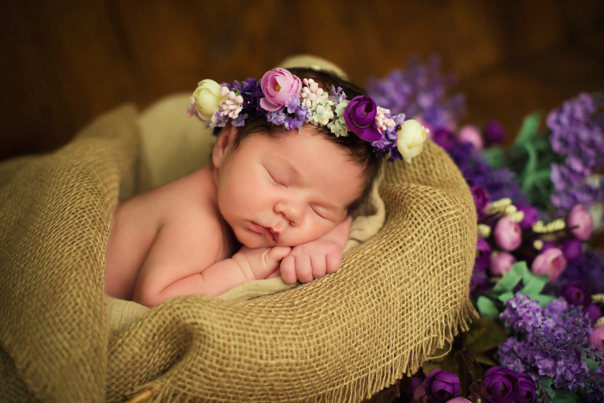 Boho and Flower Child Names for a Girl