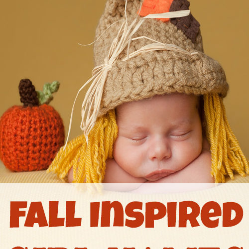 32 Unique Fall Inspired Girl Names