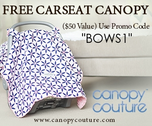 Free Car Seat Canopy