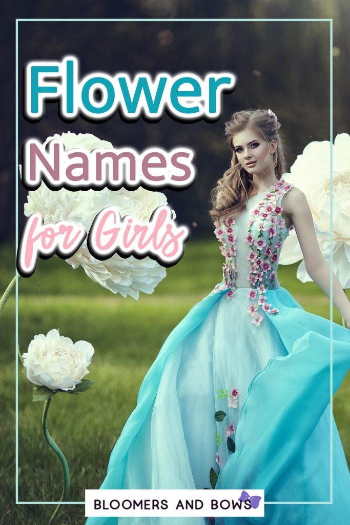 Flower Names for Girls